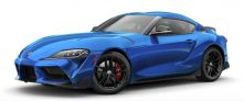 Win a 2021 Toyota Supra from teamDigital (Toyota Back On Track Promotion)