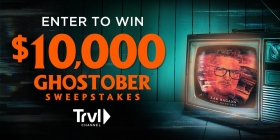 TRAVEL CHANNEL GHOSTOBER SWEEPSTAKES