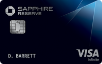 Chase Sapphire Reserve® Credit Card